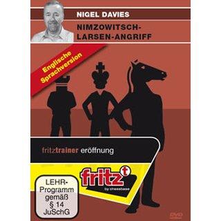 Nigel Davies: Nimzowitsch-Larsen-Attack - DVD
