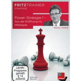Mihail Marin: Power-Strategie 1 - DVD