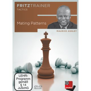 Maurice Ashley: Mating Patterns - DVD