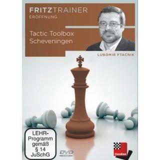 Ljubomir Ftacnik: Tactic Toolbox Scheveningen - DVD