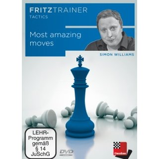 Simon Williams: Most amazing moves - DVD