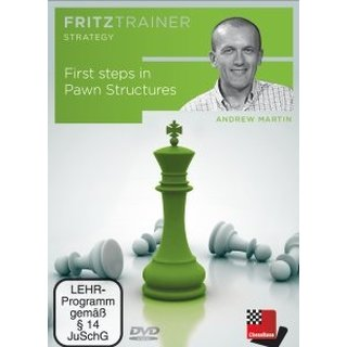 Andrew Martin: First steps in Pawn Structure - DVD