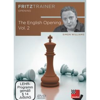 Simon Williams: The English Opening Vol. 2 - DVD