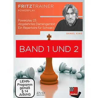 Daniel King: Power Play Band 23 und 24 (Bundle) - DVD