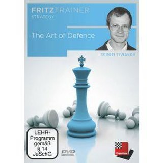 Sergei Tiwjakow: The Art of Defence - DVD
