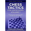 Carsten Hansen: Chess Tactics for Improvers - volume 1