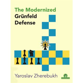 Yaroslav Zherebukh: The Modernized Grünfeld Defense