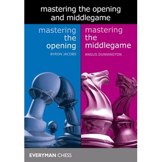 Byron Jacobs, Angus Dunnington: Mastering the Opening and Middlegame