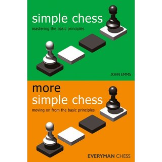 John Emms: Simple Chess and More Simple Chess
