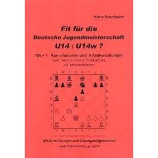 Heinz Brunthaler: Fit für die Deutsche Jugendmeisterschaft U14/U14w