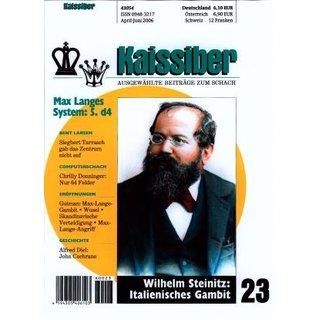 Kaissiber 23