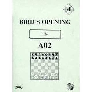 Viktor Ivanov: Bird´s Opening 1.f4