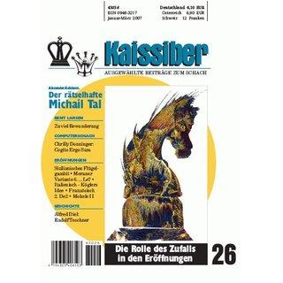 Kaissiber 26