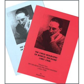 Vlastimil Fiala: The Chess Biography of Marcel Duchamp Band 1 und 2