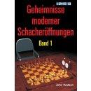 John Watson: Geheimnisse moderner Schacheröffnungen 1