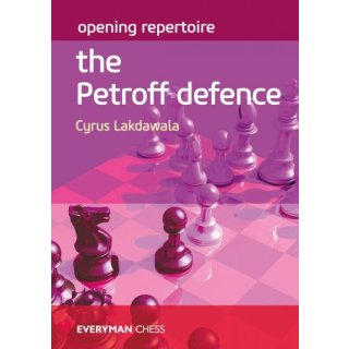 Cyrus Lakdawala: The Petroff Defence