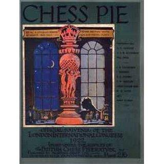 W. H. Watts: Chess Pie