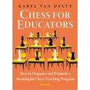 Karel van Delft: Chess for Educators