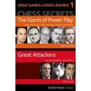 Neil McDonald, Colin Crouch: Great Games by Chess Legends...