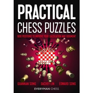 Guannan Song, Dachey Lin: Practical Chess Puzzles
