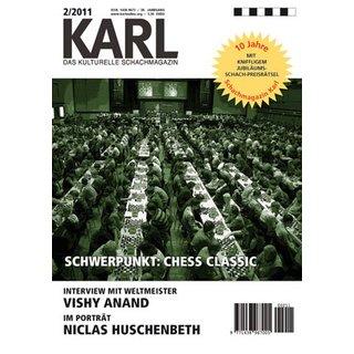 Karl - Die Kulturelle Schachzeitung 2011/02