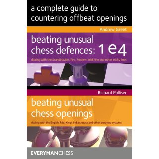 Andrew Greet, Richard Palliser: Complete Guide to Countering offbeat openings