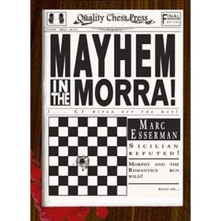 Marc Esserman: Mayhem in the Morra
