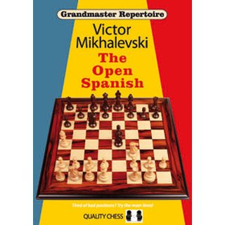Victor Mikhalevski: The Open Spanish