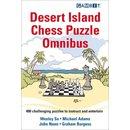 John Nunn, Graham Burgess: Desert Island Chess Puzzle...