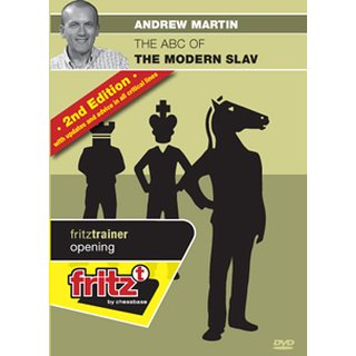 Andrew Martin: The ABC of the Modern Slav 2nd edition - DVD