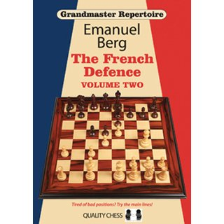 Emanuel Berg: The French Defence, Vol. 2