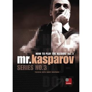 Garri Kasparow: How to play the Najdorf 2 - DVD