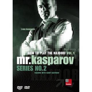 Garri Kasparow: How to play the Najdorf 1 - DVD