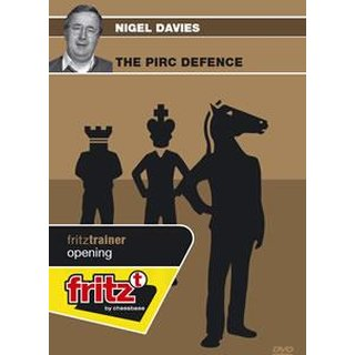Nigel Davies: The Pirc Defence - DVD