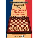 Emanuel Berg: The French Defence, Vol. 3