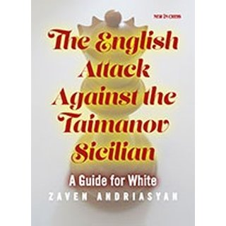 Zaven Andriasyan: The English Attack against the Taimanov Sicilican