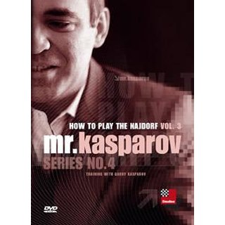 Garri Kasparow: How to play the Najdorf 3 - DVD