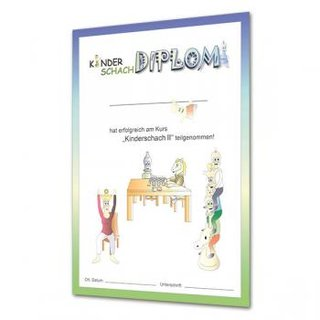 Kinderschach Diplom Urkunde II