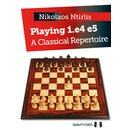 Nikolaos Ntirlis: Playing 1.e4 e5