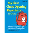 Vincent Moret: My First Chess Opening Repertoire for White