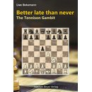 Uwe Bekemann: Better late than never ? The Tennison Gambit