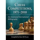 Gino Di Felice: Chess Competitions 1971 - 2010