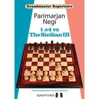 Parimarjan Negi: 1.e4 vs The Sicilian III