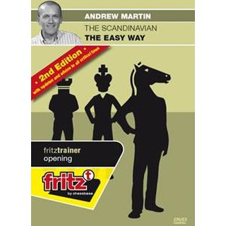 Andrew Martin: The Scandinavian - DVD