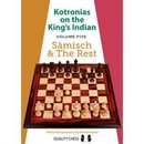 Vassilios Kotronias: Kotronias on the King´s Indian, Vol. 5