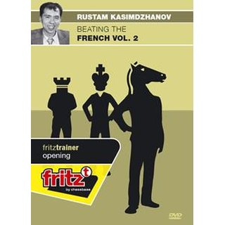 Rustam Kasimdzhanov: Beating the French 2 - DVD