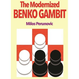 Milos Perunovic: The Modernized Benkö Gambit