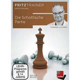 Thomas Luther: Die Schottische Partie - DVD