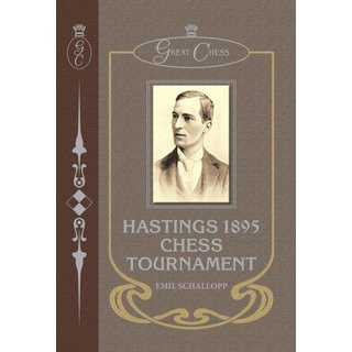 Emil Schallopp: Hastings 1895 Chess Tournament