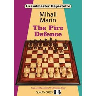 Mihail Marin:The Pirc Defence